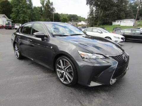 2017 Lexus GS 350 for sale at Specialty Car Company in North Wilkesboro NC