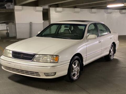 1998 Toyota Avalon for sale at Rave Auto Sales in Corvallis OR