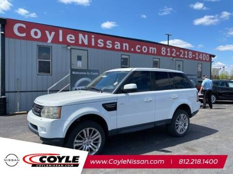 2011 Land Rover Range Rover Sport for sale at COYLE GM - COYLE NISSAN - New Inventory in Clarksville IN