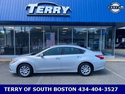 2018 Nissan Altima for sale at Terry of South Boston in South Boston VA
