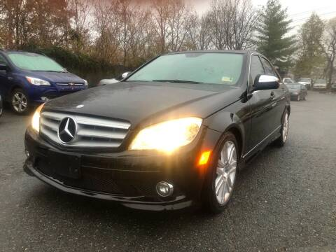 2009 Mercedes-Benz C-Class for sale at Dream Auto Group in Dumfries VA
