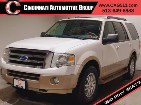 2012 Ford Expedition for sale at Cincinnati Automotive Group in Lebanon OH