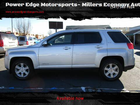2011 GMC Terrain for sale at Power Edge Motorsports- Millers Economy Auto in Redmond OR