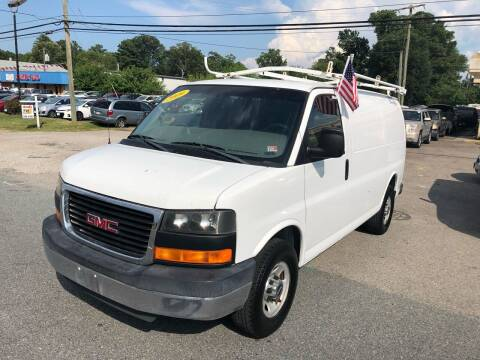 2009 GMC Savana Cargo for sale at Mega Autosports in Chesapeake VA