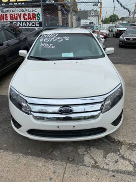 2010 Ford Fusion for sale at Reliance Auto Group in Staten Island NY