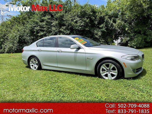 2012 BMW 5 Series for sale at Motor Max Llc in Louisville KY