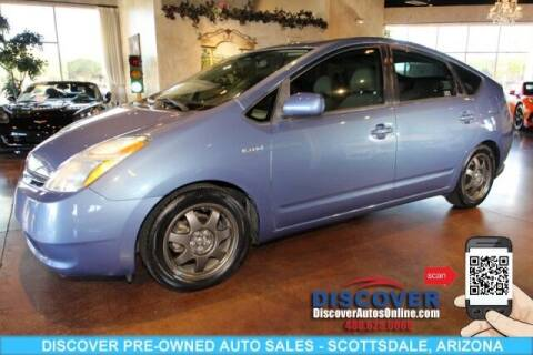 2008 Toyota Prius for sale at Discover Pre-Owned Auto Sales in Scottsdale AZ