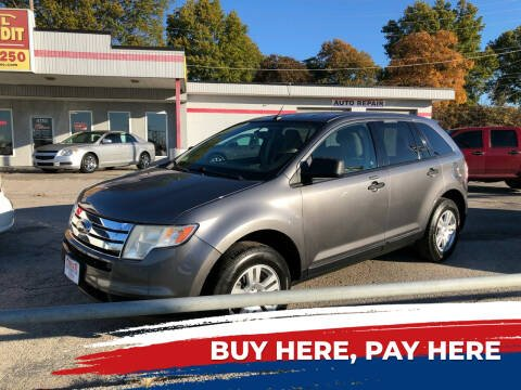2009 Ford Edge for sale at Central Auto Credit Inc in Kansas City KS