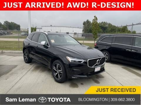 2018 Volvo XC60 for sale at Sam Leman Toyota Bloomington in Bloomington IL