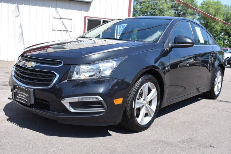 2015 Chevrolet Cruze for sale at Dealswithwheels in Inver Grove Heights MN