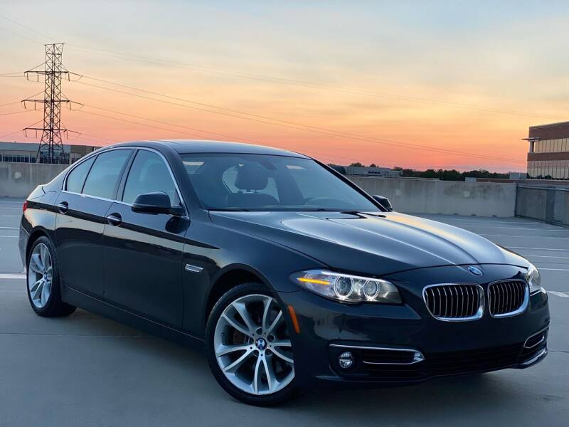 2014 BMW 5 Series for sale at Car Match in Temple Hills MD