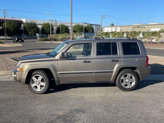 2007 Jeep Patriot for sale at Auto Advantage in Escondido CA