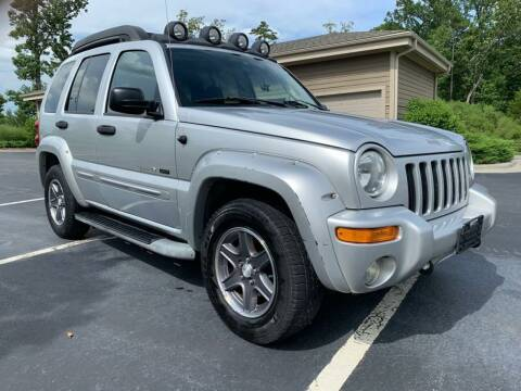 2003 Jeep Liberty for sale at LA 12 Motors in Durham NC