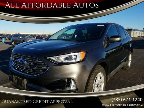 2020 Ford Edge for sale at All Affordable Autos in Oakley KS