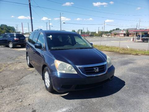 2010 Honda Odyssey for sale at Lara's Auto Sales LLC in Concord NC