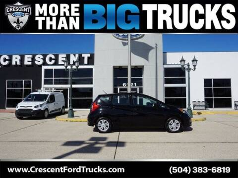2019 Nissan Versa Note for sale at Crescent Ford in Harahan LA