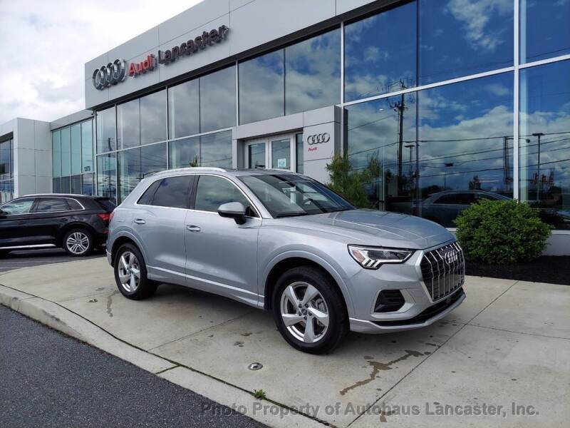 2020 Audi Q3 for sale in Lancaster, PA