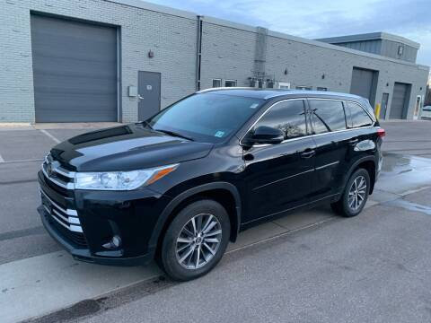 2017 Toyota Highlander for sale at The Car Buying Center in St Louis Park MN