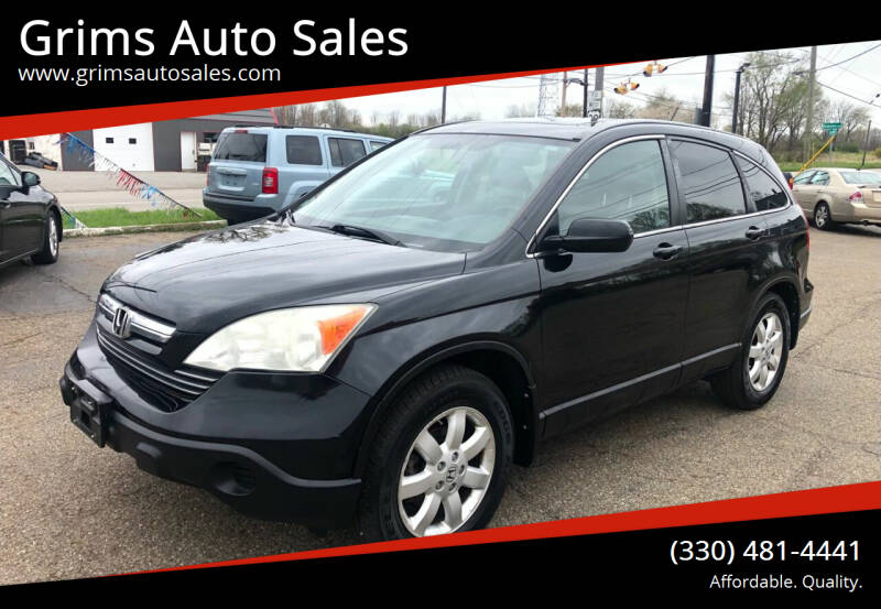 2008 Honda CR-V for sale at Grims Auto Sales in North Lawrence OH