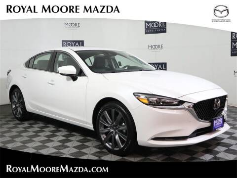 2021 Mazda MAZDA6 for sale at Royal Moore Custom Finance in Hillsboro OR