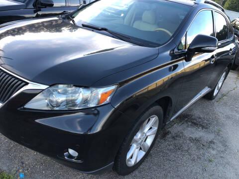 2011 Lexus RX 350 for sale at Quality Wholesale Center Inc in Baton Rouge LA
