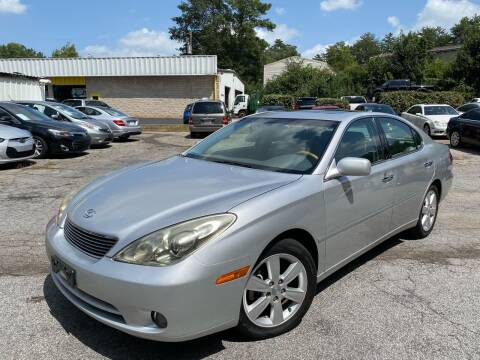 2006 Lexus ES 330 for sale at Car Online in Roswell GA