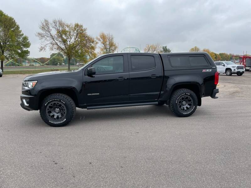 2018 Chevrolet Colorado for sale at Welcome Motor Co in Fairmont MN