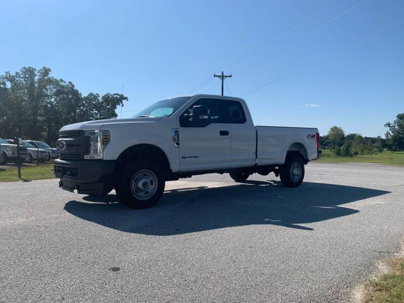 2018 Ford F-250 Super Duty for sale at Madden Motors LLC in Iva SC