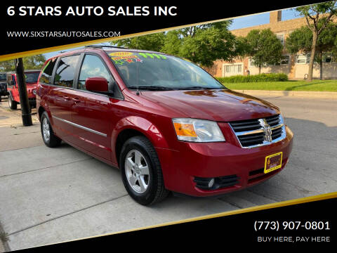 2010 Dodge Grand Caravan for sale at 6 STARS AUTO SALES INC in Chicago IL