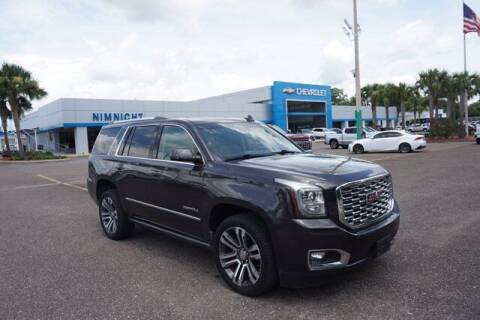 2018 GMC Yukon for sale at WinWithCraig.com in Jacksonville FL