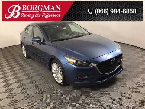 2017 Mazda MAZDA3 for sale at BORGMAN OF HOLLAND LLC in Holland MI