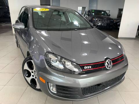 2012 Volkswagen GTI for sale at Auto Mall of Springfield in Springfield IL