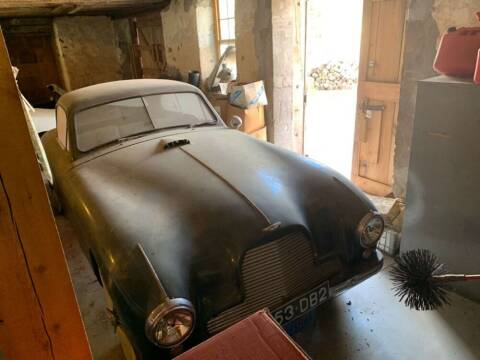 1953 Aston Martin DB2 for sale at Gullwing Motor Cars Inc in Astoria NY