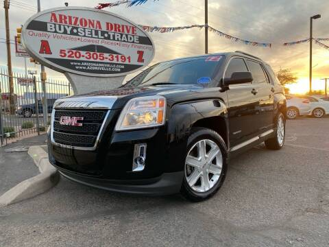2012 GMC Terrain for sale at Arizona Drive LLC in Tucson AZ