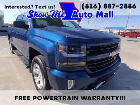 2017 Chevrolet Silverado 1500 for sale at Show Me Auto Mall in Harrisonville MO