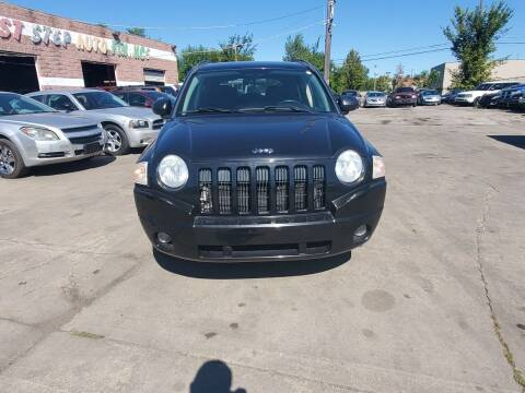 2009 Jeep Compass for sale at Liberty Auto Show in Toledo OH