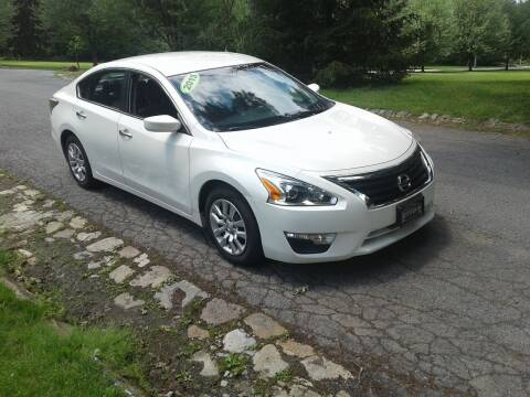 2015 Nissan Altima for sale at ELIAS AUTO SALES in Allentown PA