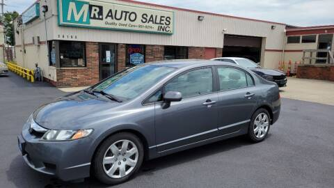 2010 Honda Civic for sale at MR Auto Sales Inc. in Eastlake OH