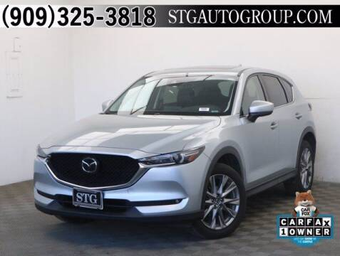 2020 Mazda CX-5 for sale at STG Auto Group in Montclair CA