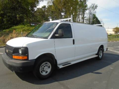 2008 Chevrolet Express Cargo for sale at Atlanta Auto Max in Norcross GA