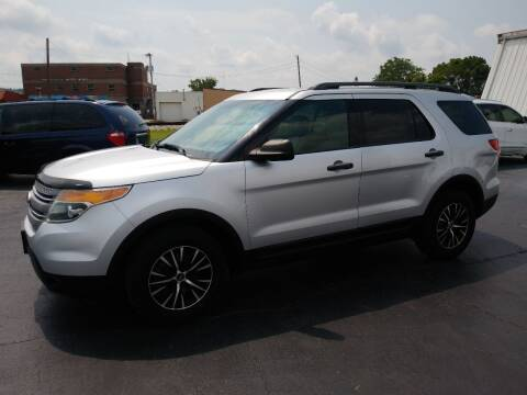 2012 Ford Explorer for sale at Big Boys Auto Sales in Russellville KY