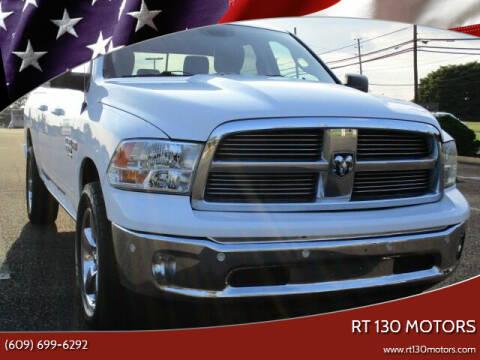 2019 RAM Ram Pickup 1500 Classic for sale at RT 130 Motors in Burlington NJ