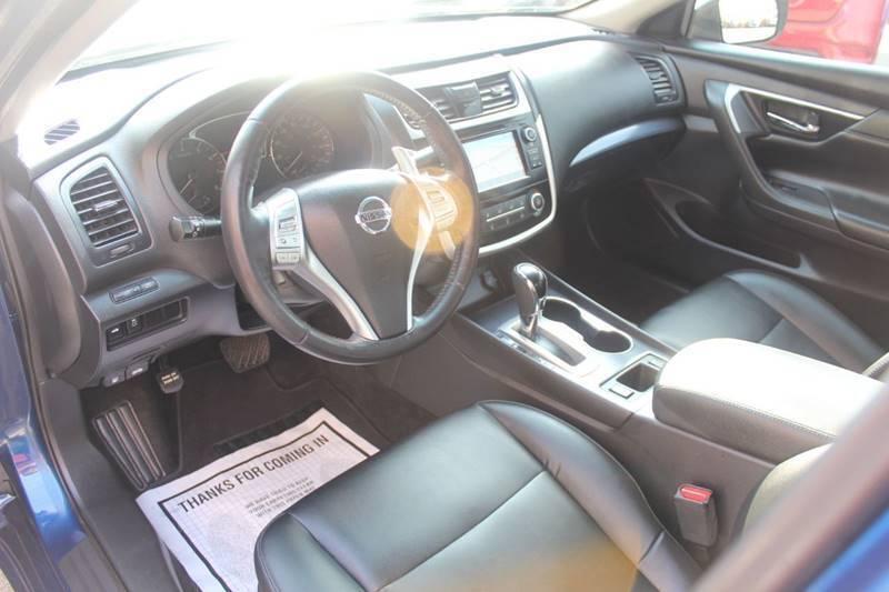 2018 Nissan Altima 2.5 SR 4dr Sedan - Nashville TN