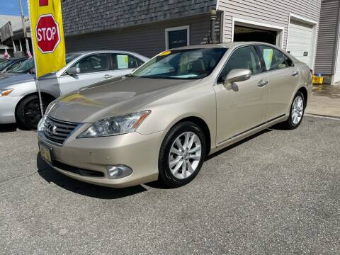 2011 Lexus ES 350 for sale at JK & Sons Auto Sales in Westport MA