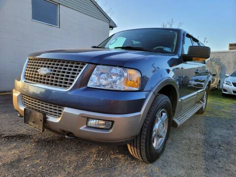 2003 Ford Expedition for sale at Kingz Auto Sales in Avenel NJ