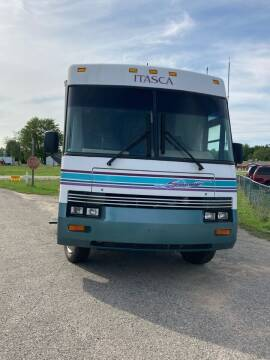 1999 Ford Motorhome Chassis for sale at Expressway Auto Auction in Howard City MI