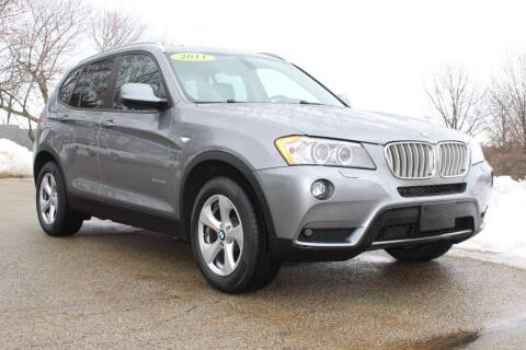 2011 BMW X3 for sale at Harrison Auto Sales in Irwin PA