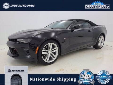2016 Chevrolet Camaro for sale at INDY AUTO MAN in Indianapolis IN