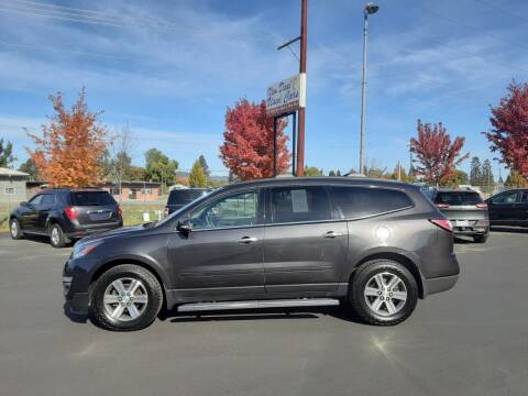 2015 Chevrolet Traverse for sale at New Deal Used Cars in Spokane Valley WA