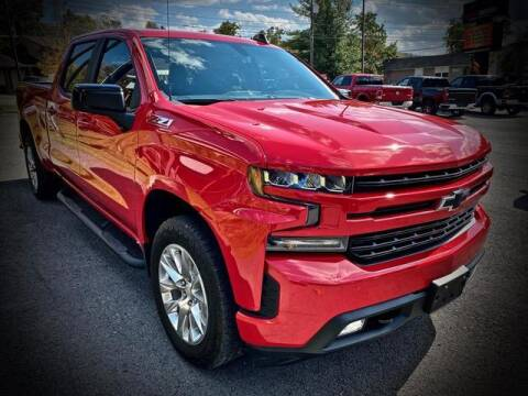 2019 Chevrolet Silverado 1500 for sale at Carder Motors Inc in Bridgeport WV
